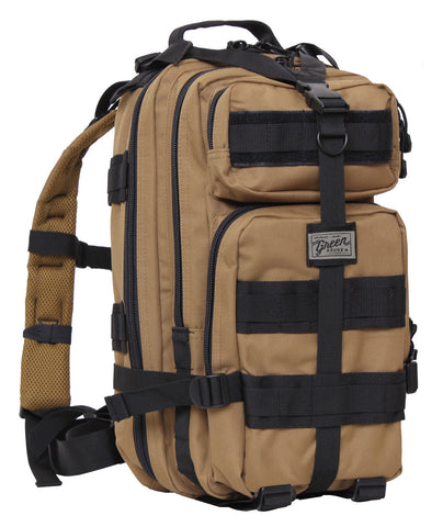 GH Tactical Pack - brown/black