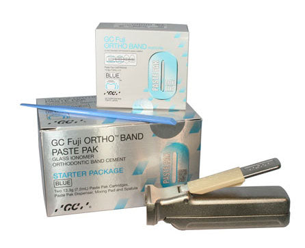 GC Fuji® Ortho™ Band Paste Pak Starter Kit