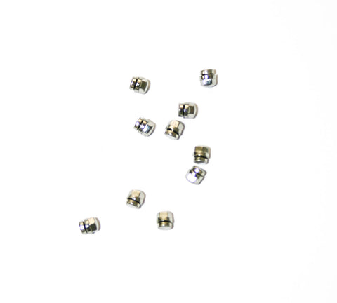 .022 Archwire Stop Locks - Gurin Locks (10 pack)