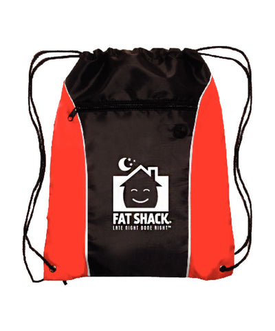 Fat Shack® Drawstring Tote Bag