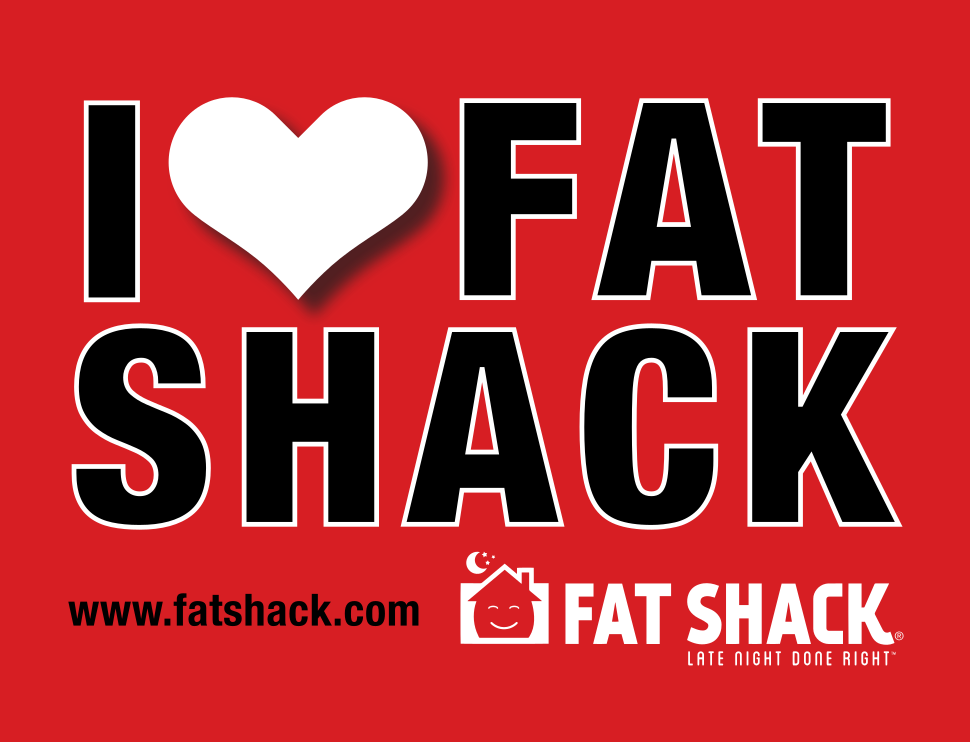 Fat Shack® Sticker Packs