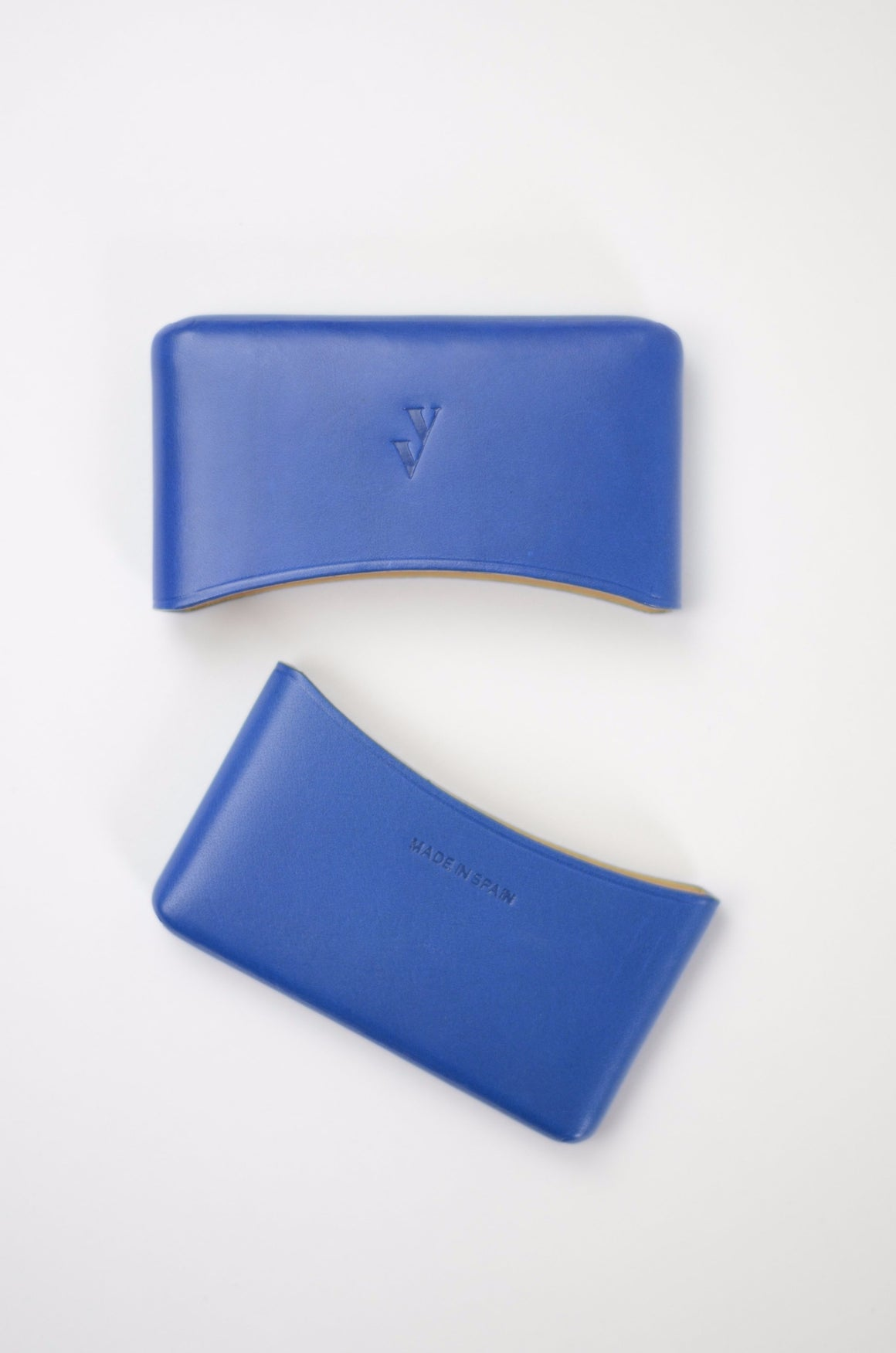 Brev Card Holder - Cobalt
