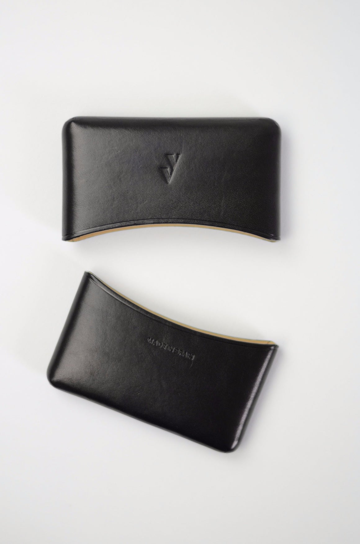 Brev Card Holder - Black