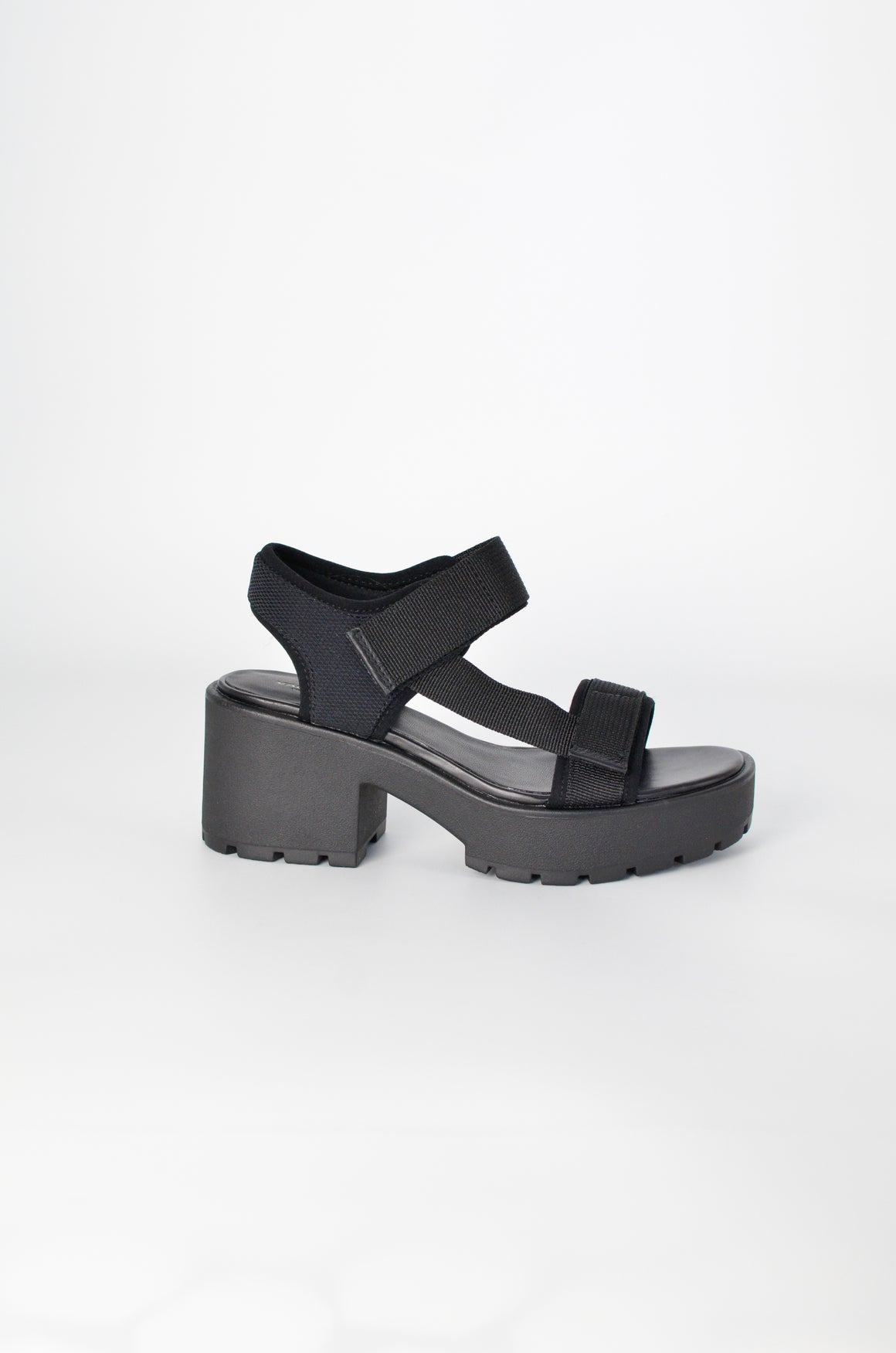 Dioon Sandals - Black