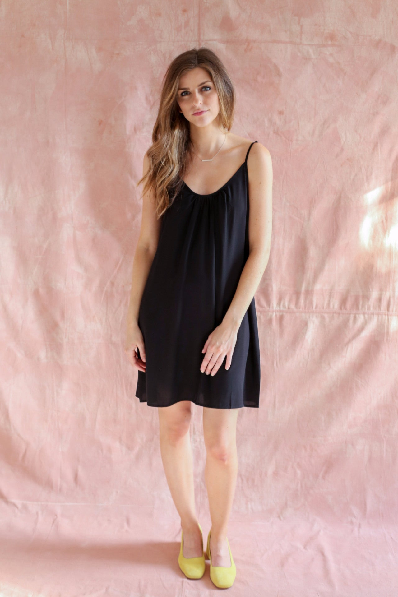 Perfect Dress in Black - Lynn Louisa