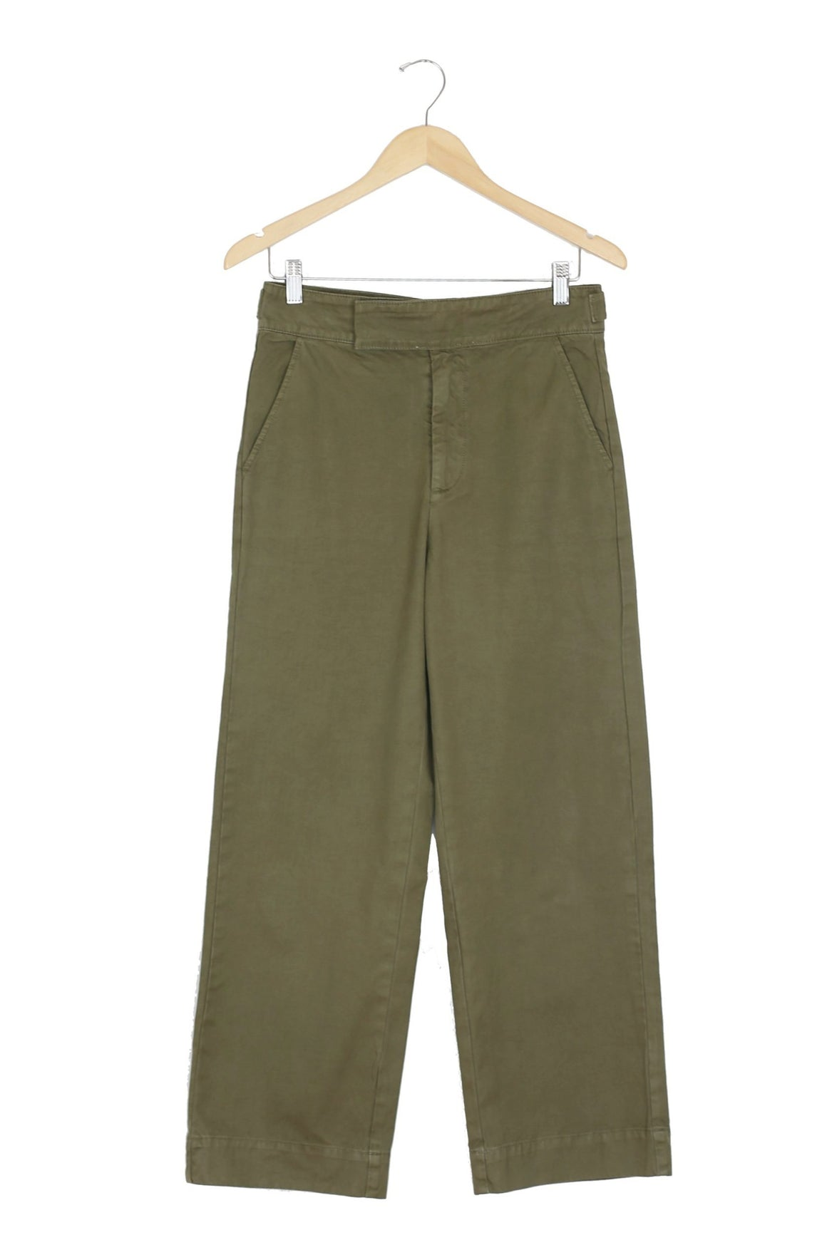 Uniform Trouser - Basil