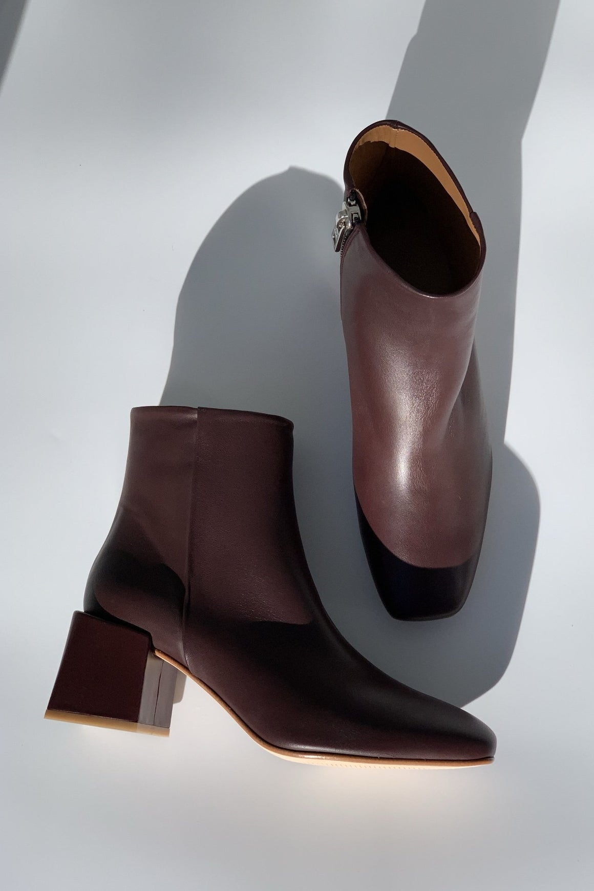 Lazaro Boot - Burdeos Leather