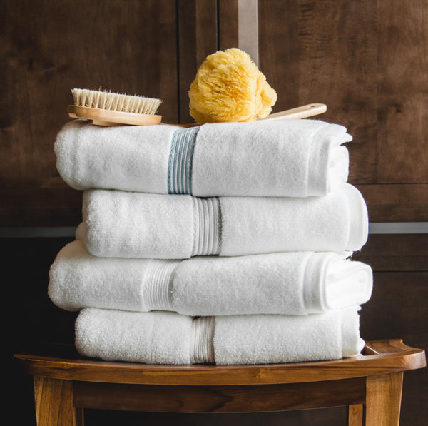 Everplush Classic Towels for Airbnb