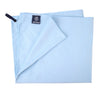 Footprint Towel Blue