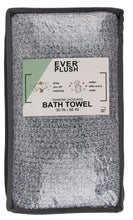 Diamond Jacquard Towels, Bath Towel - 1 Piece, Dusk (Grey Blue)
