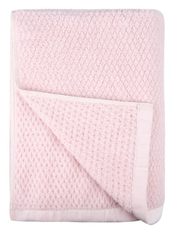 Everplush Diamond Jacquard Bath Sheet