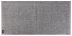 Chip Dye Bath Towel - 1 Piece, Granite