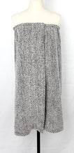 Cozy Bath Wrap Towel - Grey, (M-L)