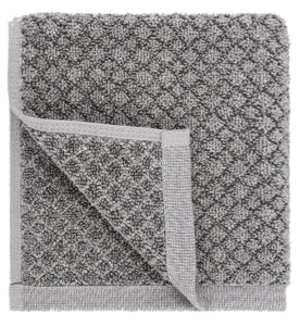 Chip Dye Towels - Washcloths 6 Pack, Granite