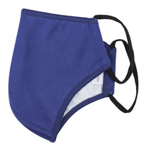 CoolTouch Reusable Cooling Mask, Royal Blue
