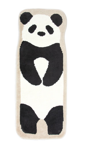 Panda Bear Decor Mat