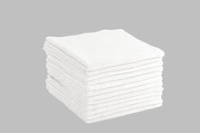 Commercial Grade Microfiber Cleaning Cloths, 12 Pack - White for Spot Cleaning