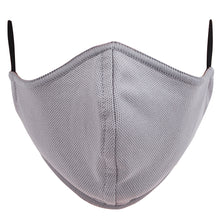 CoolTouch Reusable Cooling Mask, Silver