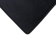 Memory Foam Runner in Black, 2 x 5 ft