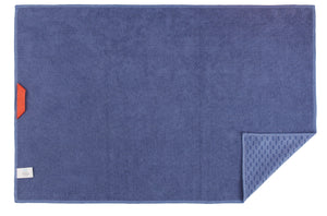 Microfiber Tea Towel, 6-Pack, Royal Blue