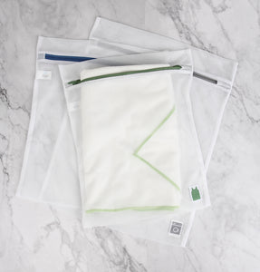Laundry Wash Bags, Set of 3, 2 sizes