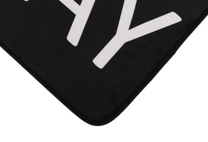 Memory Foam Bath Mat, Slay 17 x 24 in
