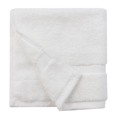 Classic Hotel Towels, 6 Pack Terry Washcloths