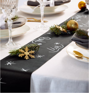 Chalkboard Table Runner, 10 ft
