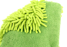 Chenille Detail Wash Mitts