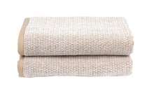 Everplush Luxury Towel Set Diamond Jacquard Towel