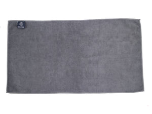 Biospired high performance microfiber towel for yoga