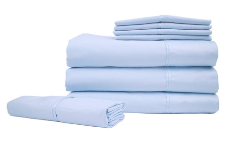 Bed Sheet Sets with Hypoallergenic Jade
