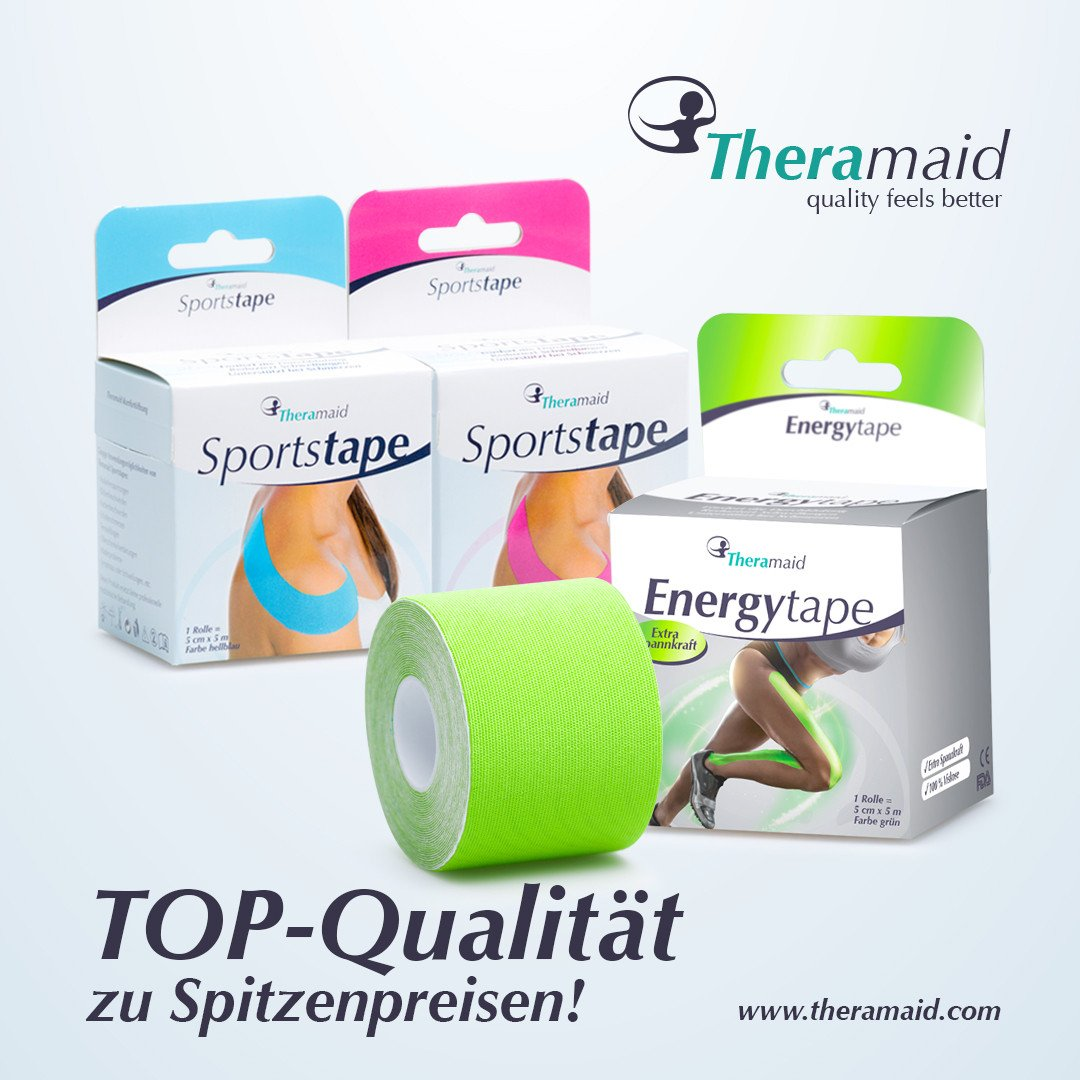 Theramaid Energytape - Theramaid