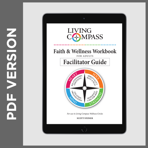 Adult Faith & Wellness Facilitator Guide (PDF FILE - Christian)