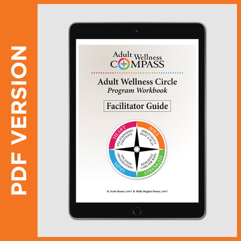 Adult Wellness Circle Program Facilitator Guide (PDF FILE - Secular)