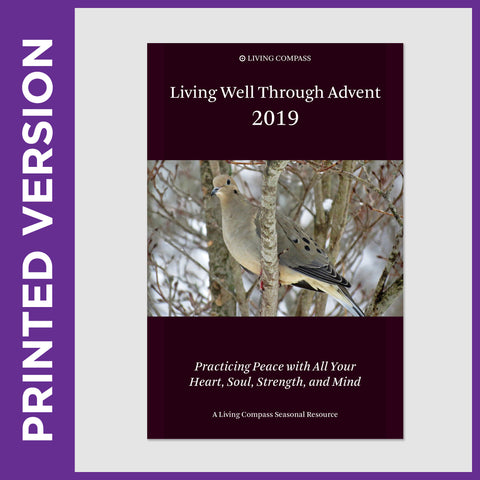Living Well Through Advent 2019 - Printed Edition