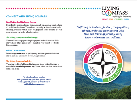 Living Compass Tools Brochure
