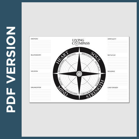 Large Compass Tool Poster (PDF FILE)