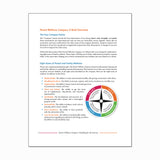 Parent Wellness Compass Book (PRINT - Secular)