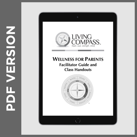 Wellness for Parents Facilitator Guide (PDF FILE)