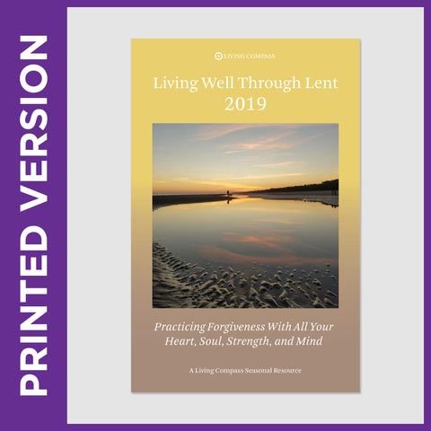 Living Well Through Lent 2019 (PRINT)