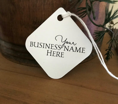 Bethany Style Custom Printed Price Tags