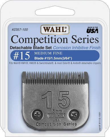 Wahl #15 Blade Set 1.5mm