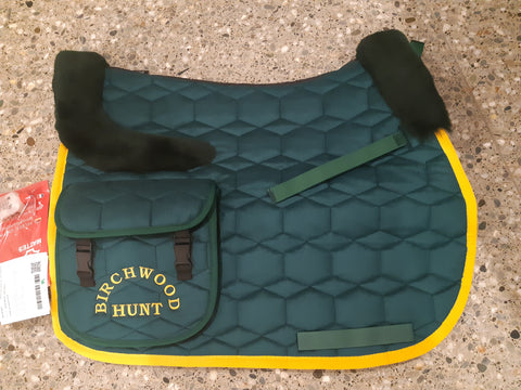 Birchwood Hunt Club Saddle Blanket