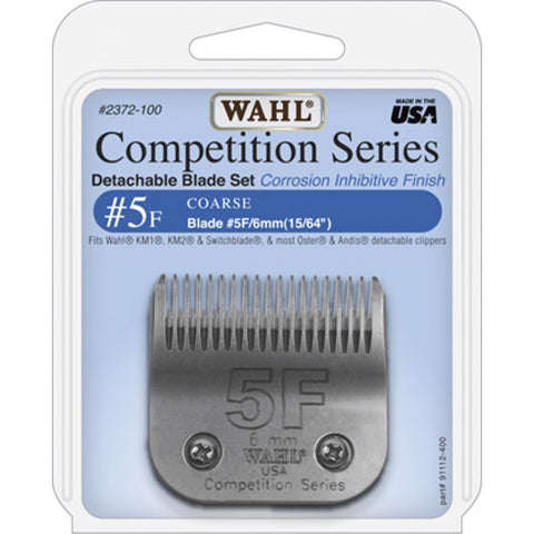 Wahl #5F Blade Set 6mm