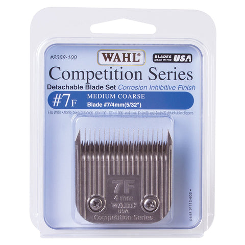 Wahl #7F Blade Set 4mm