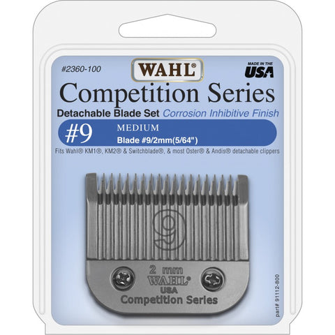 Wahl #9 Blade Set 2mm