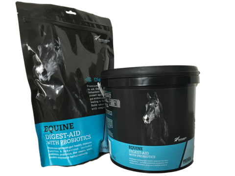 Equine Digest-Aid with Probiotics