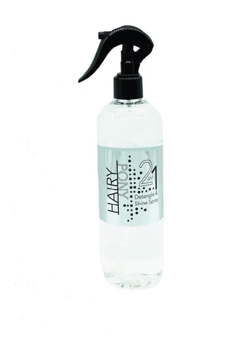 Hairy Pony 2 in 1 Detangle and Shine