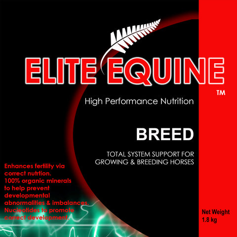 Elite Equine Breed & Grow